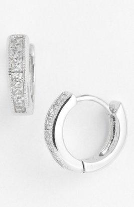 Women's Judith Jack Hoop Earrings $78 thestylecure.com