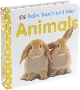 Dorling Kindersley P Baby Touch and Feel Animals Book