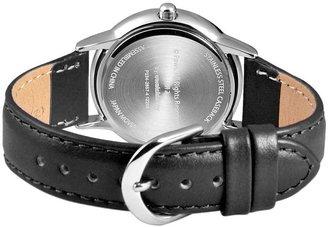 Garfield stainless steel leather watch - juniors