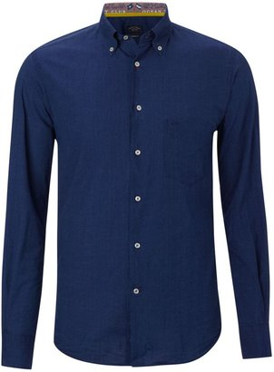 Paul & Shark Men's Long sleeved denim shirt
