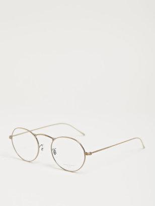 Oliver Peoples Men's Original Vintage M-4 Glasses