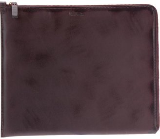 Paul Smith burnished leather iPad case