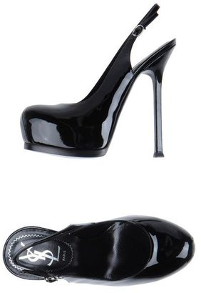 Yves Saint Laurent RIVE GAUCHE Slingbacks