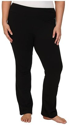 Jockey Active Plus Size Slim Bootleg