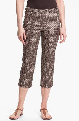 Max Mara 'Calais' Crop Pants (Online Only)