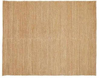Heather Chenille Jute Rug - Natural