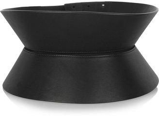 Haider Ackermann Leather waist belt