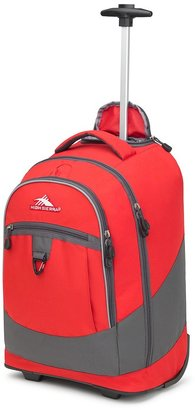 High Sierra Chaser 17-in. Wheeled Backpack