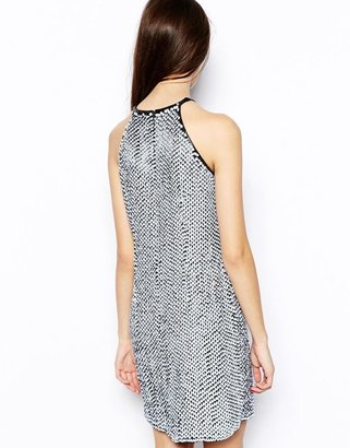 French Connection Popstars Halter Neck Dress