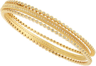 Freida Rothman Belargo Stackable Classic Bangle Set