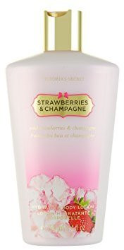Victoria's Secret Fantasies Strawberries & Champagne Lotion 8.4 oz (New Look) $12.45 thestylecure.com