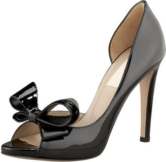Valentino Couture Bow d'Orsay Pump