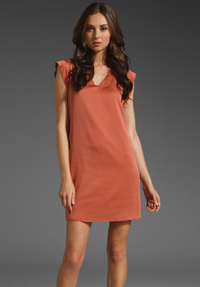Vince Dress with Extended Sleeve