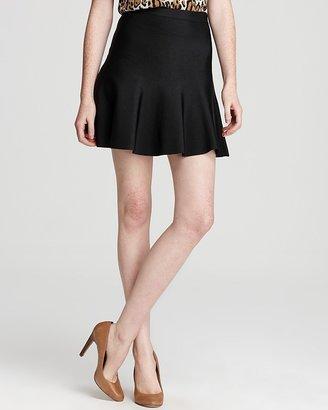 BCBGMAXAZRIA Skirt - A Line Flare Mini