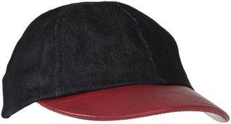 BCBGeneration Women's Denim Baseball Hat