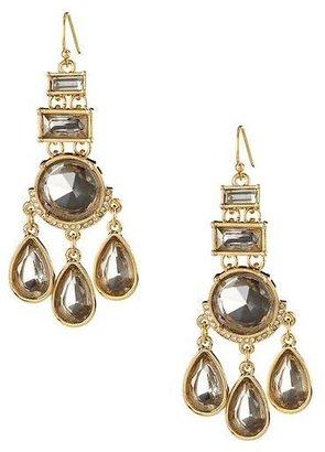 Banana Republic Gala chandelier earring