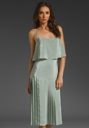 Lauren Conrad Paper Crown by Bellflower Dress