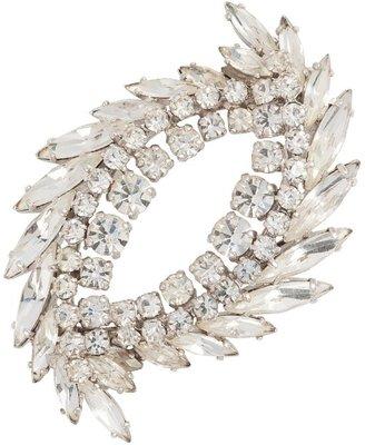 Susan Caplan Vintage 1950s Vintage G. Sherman Jewels Stylised Brooch
