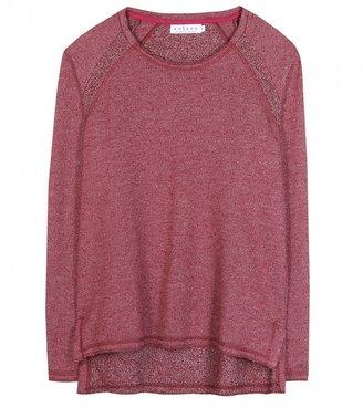 Velvet Katina jersey sweatshirt