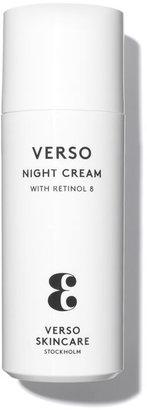 VERSO Night Cream