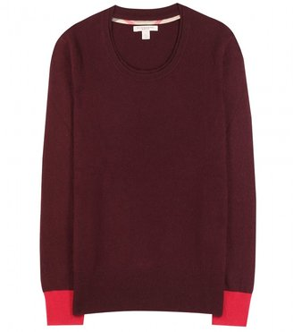 Burberry Case cashmere sweater