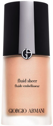 Giorgio Armani Fluid Sheer (InStyle Best Winner) $62 thestylecure.com