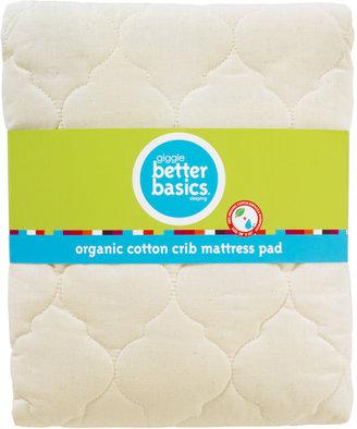 giggle Better Basics Organic Cotton Mattress Pad