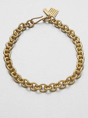 Kelly Wearstler Chain Link Choker Necklace