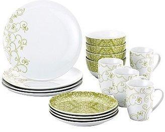 Rachael Ray Curly-Q 16-pc. Dinnerware Set