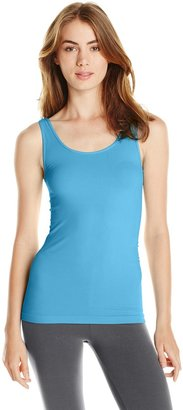 Skinnytees Skinny Tees Women's Basic Wide Strap Cami