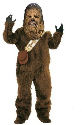 Star Wars BuySeasons Boy's Chewbacca Super Deluxe Costume