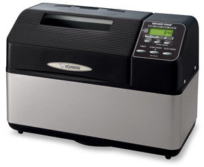 Zojirushi Black Home Bakery Supreme Bread Machine