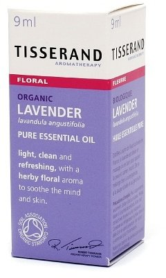 Tisserand Aromatherapy Organic Pure Essential Oil Lavender