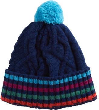Paul Smith Cable Knit Beanie