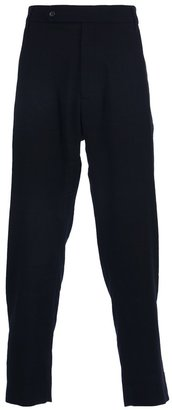 Societe Anonyme tapered trouser