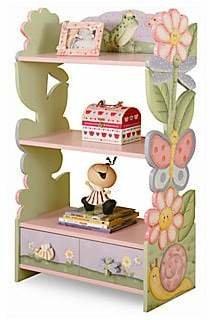 Dacor Teamson Teamson Magic Garden Book Shelf