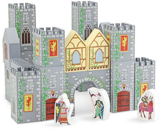 Melissa & Doug Kids Toys, Castle Blocks Play Set