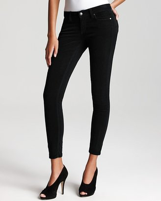 Paige Verdugo Velveteen Pants in Black