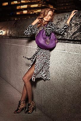 Diane von Furstenberg Radcliff Lace Up Bootie