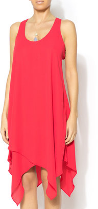 Max & Cleo Cross Back Dress