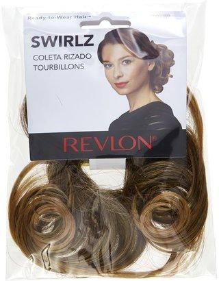 Revlon Swirlz Frosted Ponytail Hair Piece $9.49 thestylecure.com