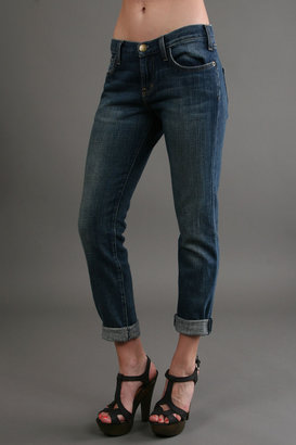 Current/Elliott Roller Pant in First Love
