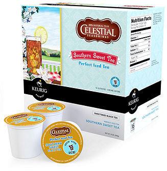 Keurig K-Cup Portion Packs, Celestial Seasonings Perfect Southern Sweet Iced Tea