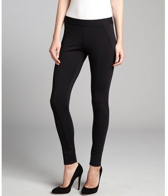 Romeo & Juliet Couture black stretch tapered leg leggings