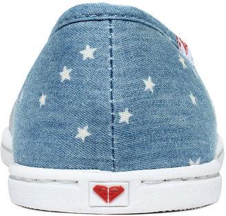 Roxy Shoes, Matey Stretch Flats