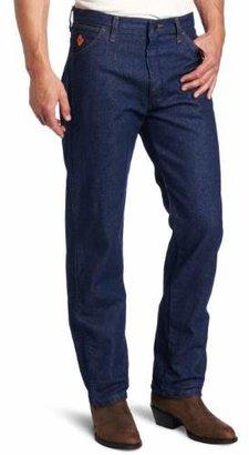 Wrangler Men's Big Flame Resistant Original Fit Jean