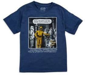 Star Wars MAD ENGINE Boys 8-20 Graphic T-Shirt
