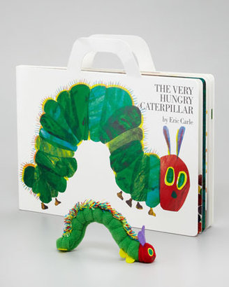 "Southwest Books ""Hungry Caterpillar"" Large Story Book"