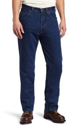 Key Apparel Men's Big & Tall Heavyweight Traditional Fit Enzyme Wash Denim Jean