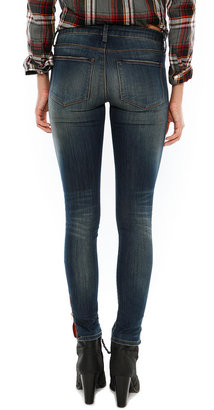 Singer22 Etienne Marcel Denim Skinny Jean with Side Zip